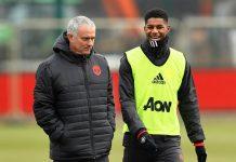 Mourinho Beri Saran Tuk Maksimalkan Pemain Ini
