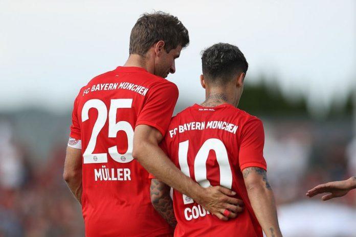 Sengit! Dua Raksasa Inggris Inginkan Muller