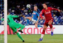 Kalahkan Liverpool, Napoli Diminta Tak Ulangi Catatan Musim Lalu