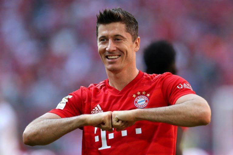 Lewandowski Samai Rekor Mantan Pemain Dortmund