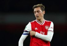 Ozil Segera Didepak dari Arsenal?