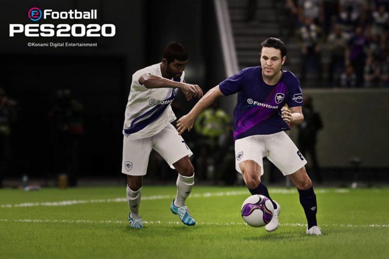 7 Striker Paling Berbahaya di Efootball PES 2020
