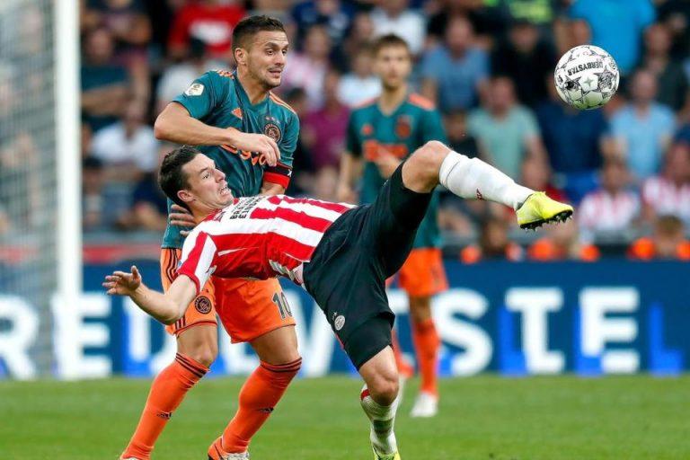PSV Eindhoven vs Ajax Amsterdam Berakhir Imbang 1-1