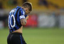 Timnya Dibantai, Striker Atalanta Bingung