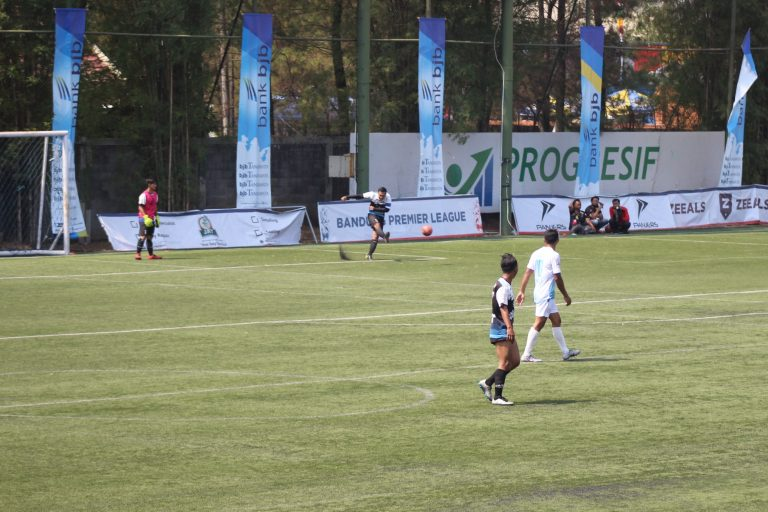 Putra Mekar  Menang Tipis Atas BR Golazo FC di Liga 2