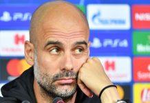 Kipernya Cedera, Pep Guardiola Malah Tak Panik