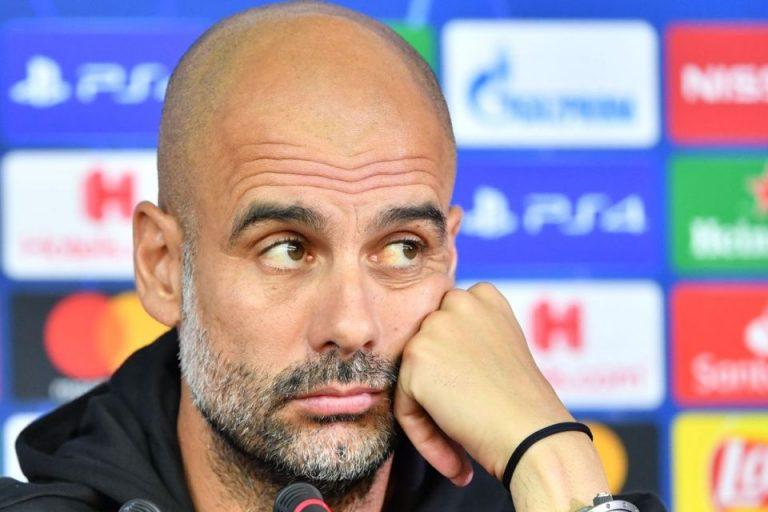 Lihat Papan Klasemen, Guardiola Pesimis Kejar Rivalnya!