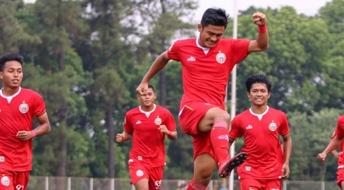 Elite Pro Academy U-20: Persija Akan Tampil Mati-matian Lawan Barito