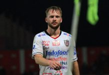 Alasan Bali United Pertahankan Striker Asingnya