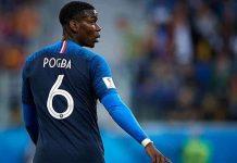 Pogba Cedera, Bintang Muda Arsenal Gantikan Posisinya di Timnas