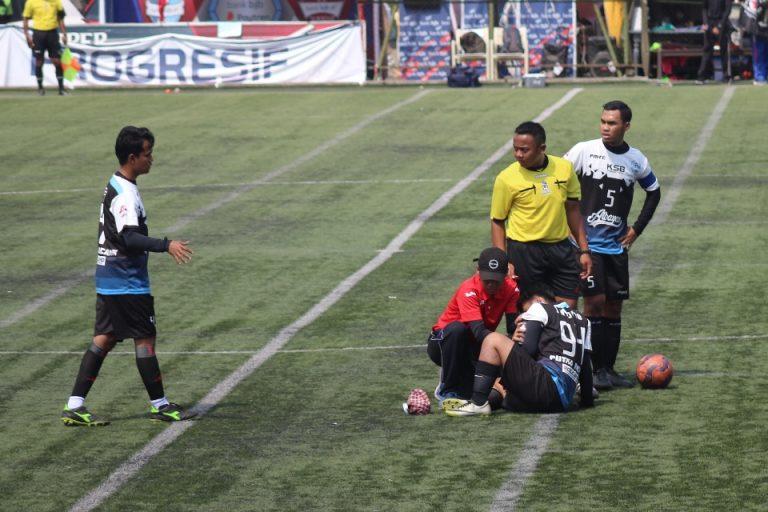 Putra Mekar FC Sukses Tahan Imbang Pemuncak Klasemen Liga 2