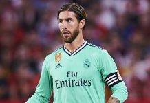 Ramos Kapten Real Madrid