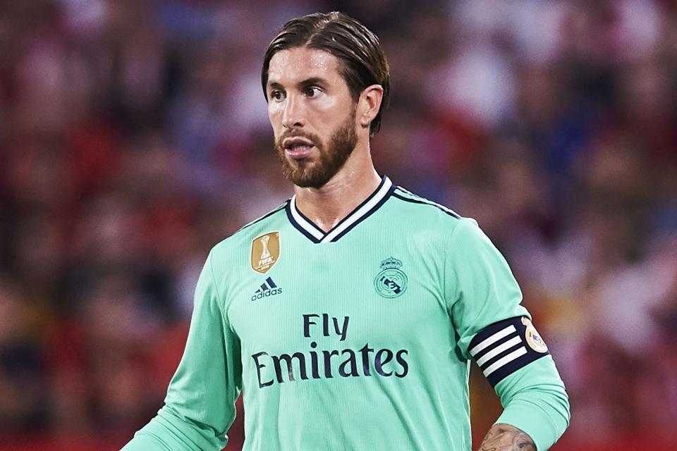 Ramos Kapten Real Madrid