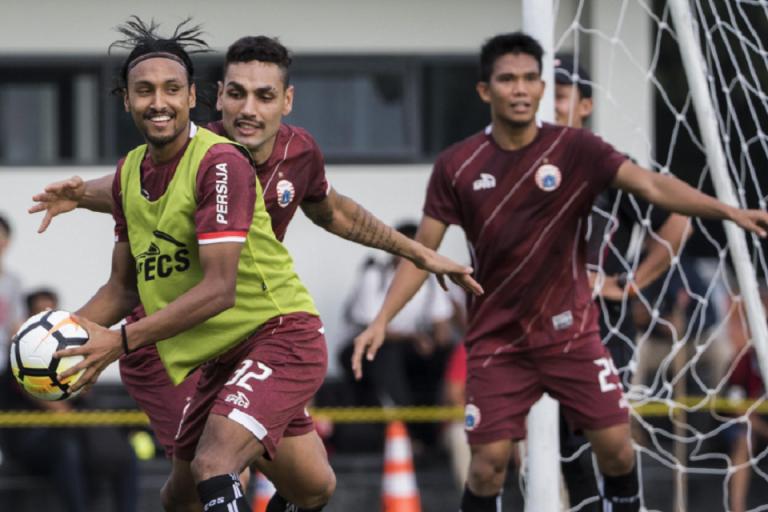 Dua Pemain Persija Ikut Kualifikasi Pra Piala Dunia 2022