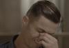 Ronaldo Tak Kuasa Tahan Tangis Saat Menyaksikan Video Mendiang Ayahnya