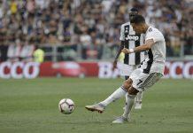 Ronaldo Penendang Free-Kick Terburuk Kedua di Serie A