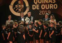 Ronaldo Raih Penghargaan Pemain Terbaik Sepuluh Kali Beruntun!