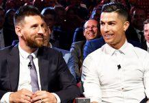 Ronaldo Tak Pernah Kasih Satu Suara Pun Tuk Messi, Gengsi