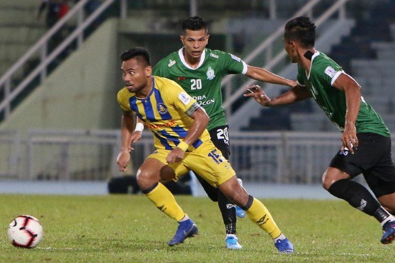 Tim Saddil Ramdani Melaju ke Semifinal Piala Malaysia 2019