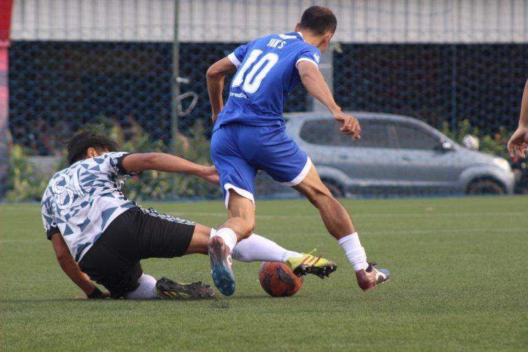 Ditahan Adios Kuro, USB FC Jadi Raja Remis