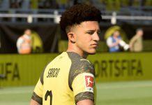 Rambut Tidak Mirip, Jadon Sancho Protes EA Sports
