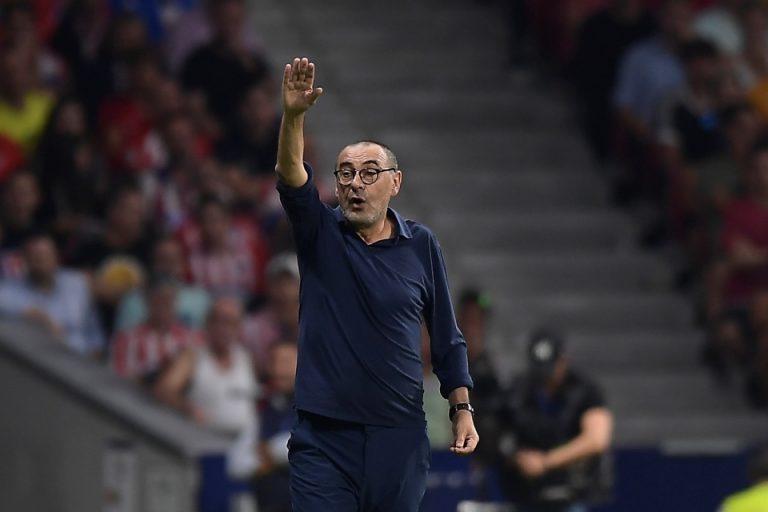 Sarri Akui Kecewa Usai Juventus Gagal Menang Atas Atletico