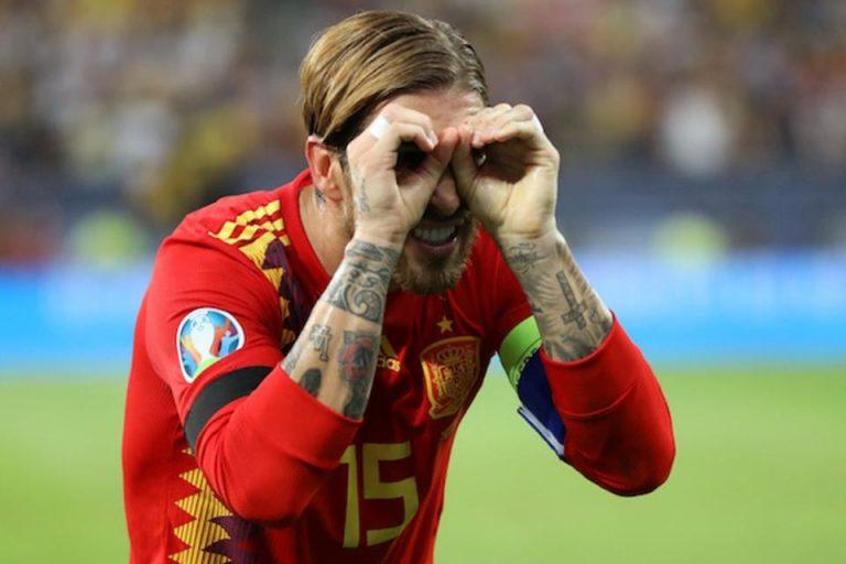 Ramos Tidak Terima Selebrasinya Dianggap Provokatif
