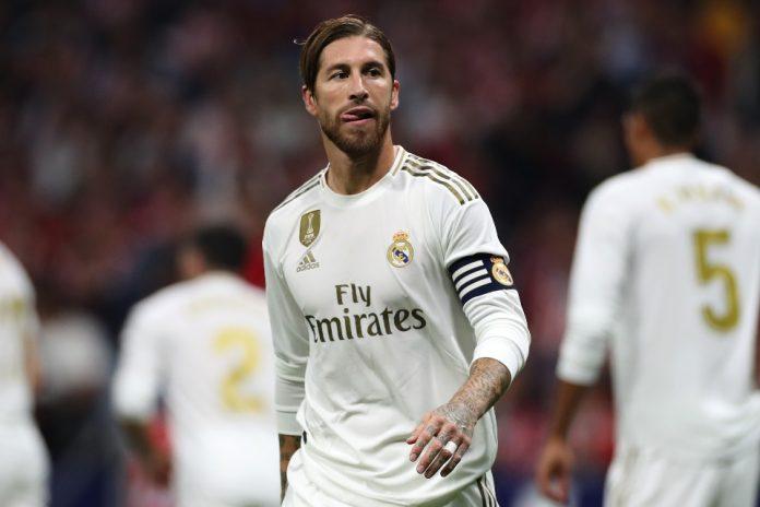 Ada Hal Tak Terpuji yang Dilakukan Ramos ke Simeone