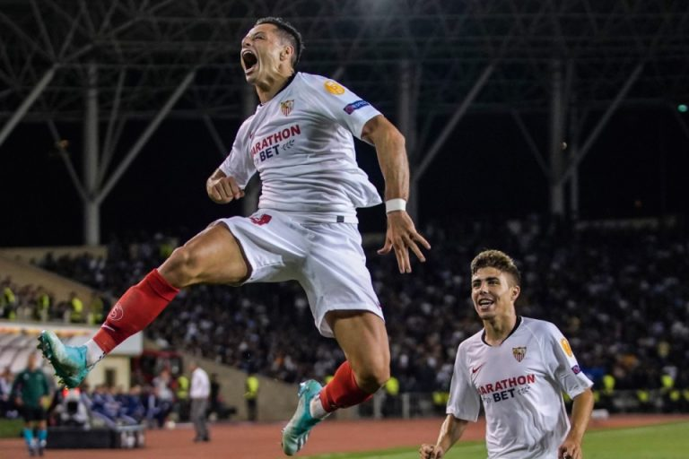 Sevilla Memulai Liga Eropa Dengan Mulus