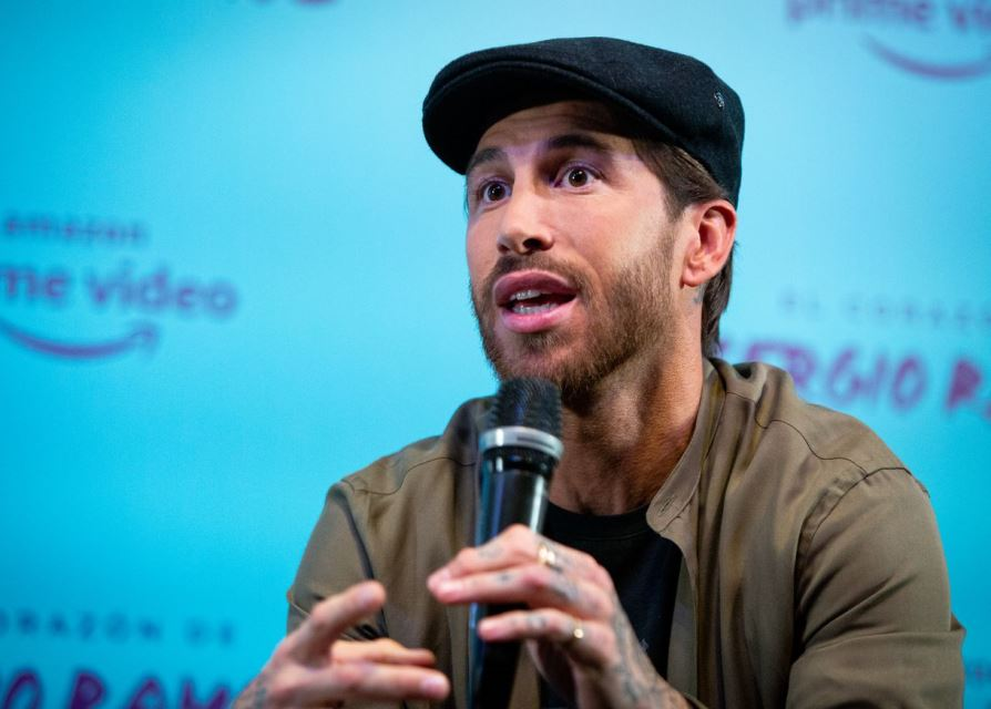Soal Rumor Mourinho, Ramos Minta Publik Hormati Zidane
