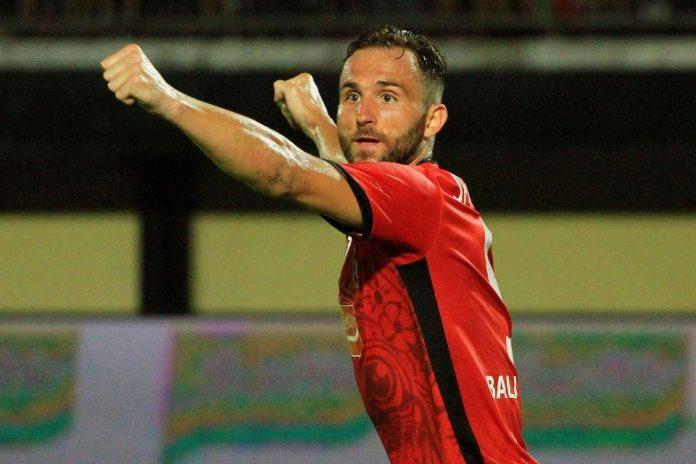 Spaso Bali United
