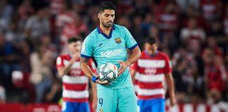 Barcelona Kalah dari Tim Promosi, Suarez Angkat Bicara