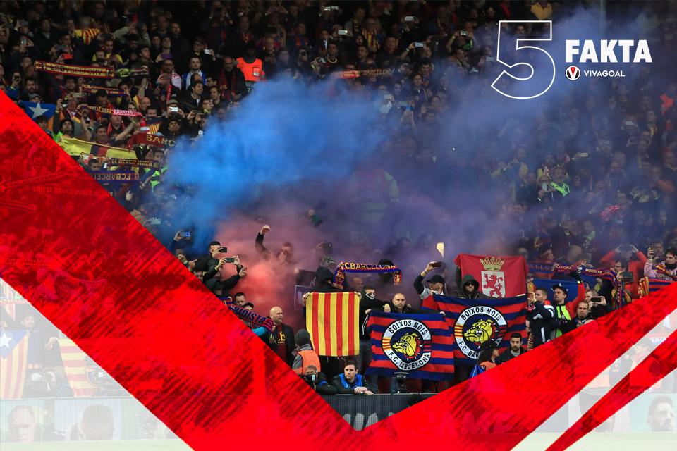 5 Suporter Paling Brutal di Dunia