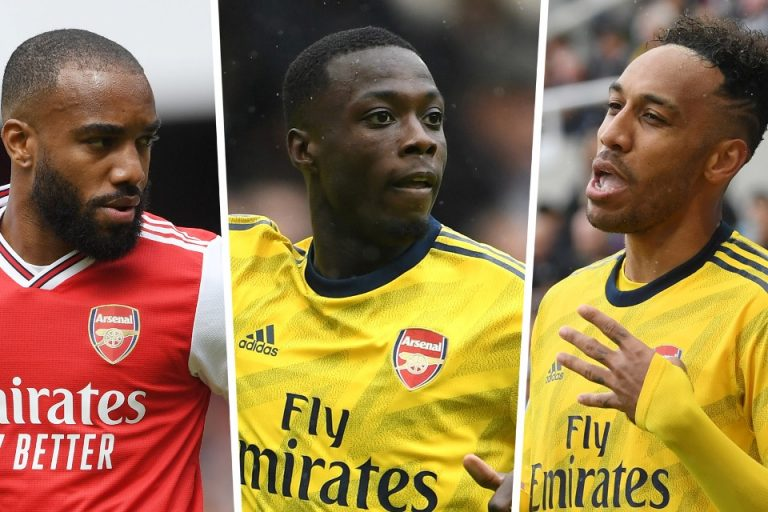 Komentari Trio Penyerang Arsenal, Ceballos: Aubameyang Seperti Ronaldo-nya Arsenal