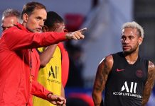 Tuchel Neymar