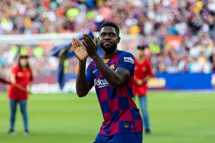Umtiti Ingin Raih Banyak Gelar Bersama Barcelona