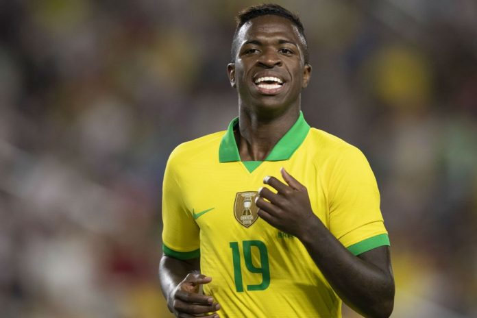 Vinicius: Main Bareng Neymar Seperti Mimpi Jadi Nyata