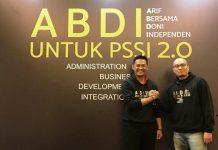 CEO BPL dan CEO Nine Sport Inc Maju Jadi Ketum PSSI
