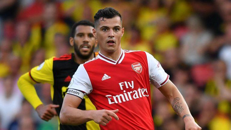 Xhaka Sebut Arsenal Terlalu Takut Saat Lawan Watford, Benarkah?