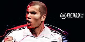Zidane Memiliki Rating Fantastis di FIFA 20!