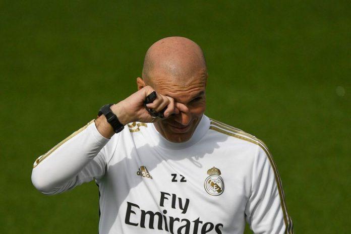Kontra Osasuna, Zidane Siapkan Plan B