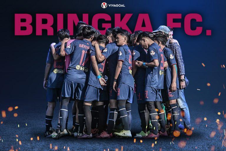 Tundukan Gatraboys, Bringka FC Nyaman di Papan Atas Liga 2