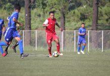 Pemain Muda Persija Ini Terpilih Seleksi Timnas U-16