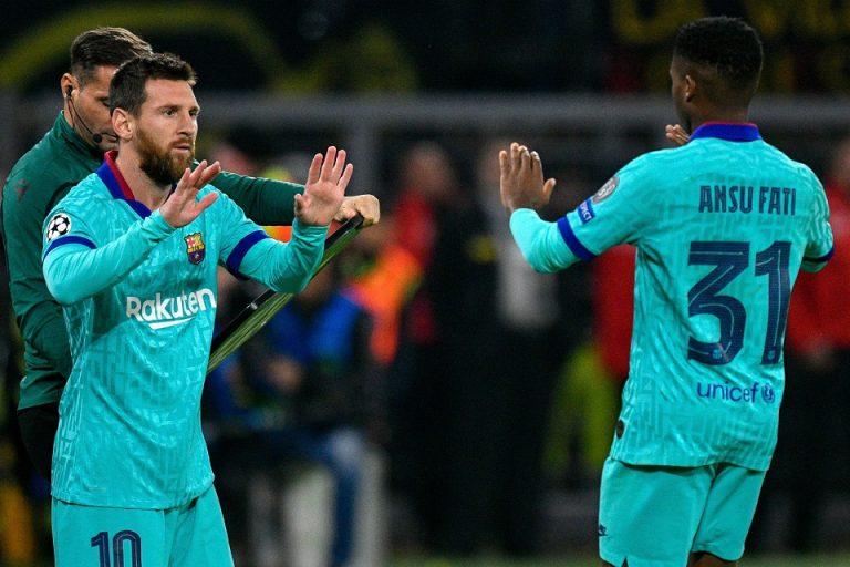 Tantang Getafe, Barcelona Dipastikan Tanpa Dua Pemain Ini