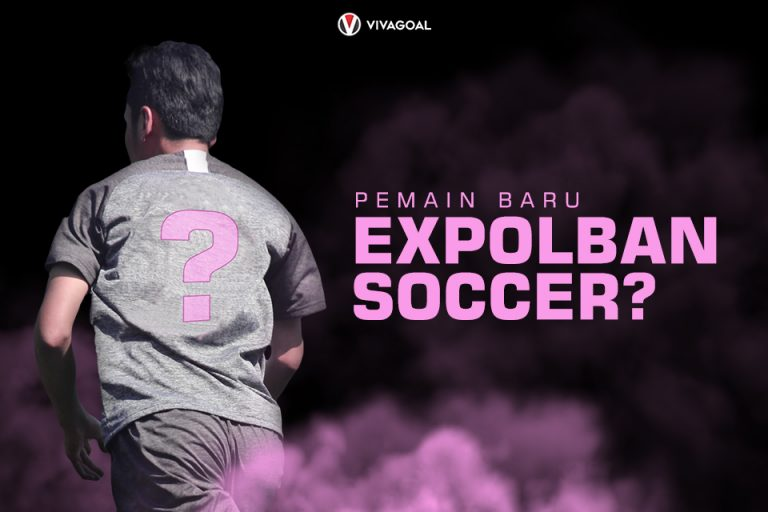 Expolban Soccer FC Buru Pemain Seperti Batman