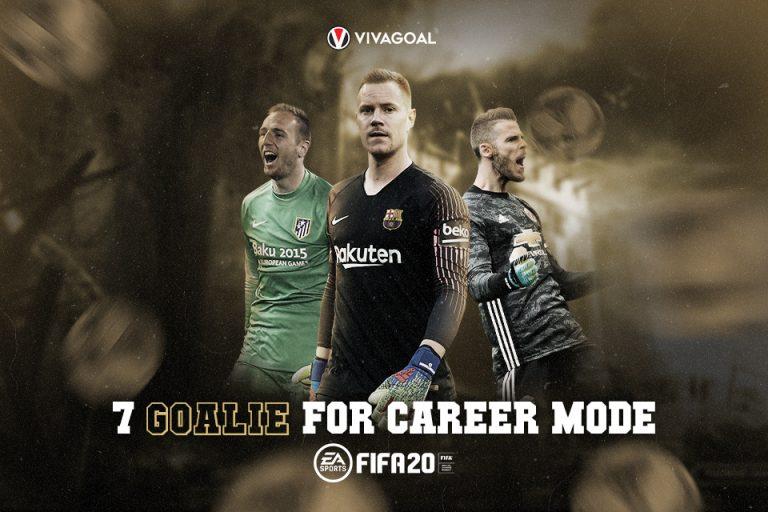 7 Kiper dengan Overall Tertinggi di Career Mode FIFA 20