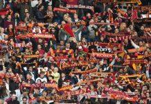 Begini Sikap Tegas AS Roma Terhadap Fansnya yang Rasis