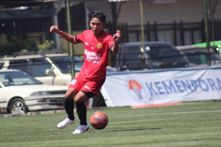 Adios Kuro FC Raih Kemenangan Tipis Atas Anak Rantau FC