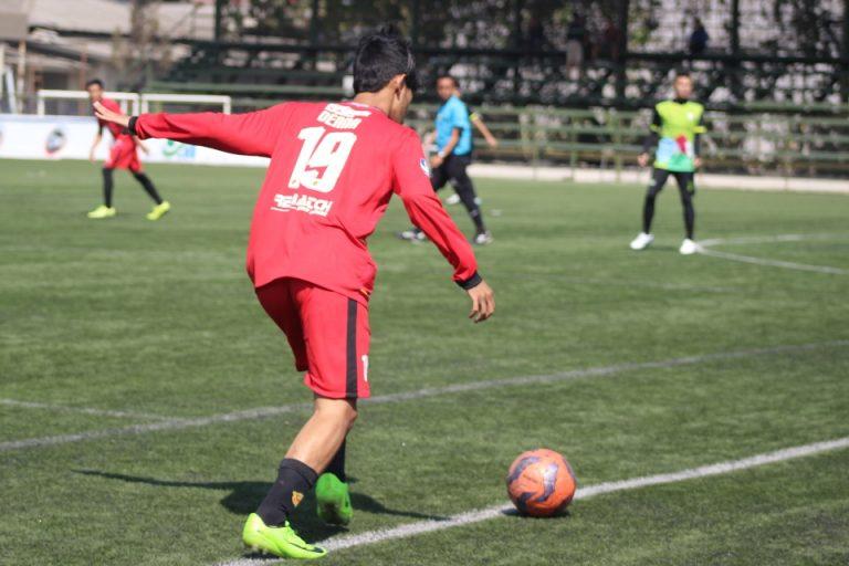 Gol Tunggal Dena Antar Adios Kuro FC Taklukkan 666 FC