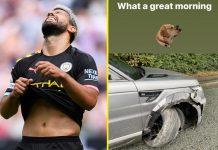 Bintang Manchester City Alami Kecelakaan Tunggal